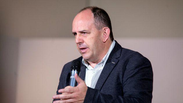 José Luis Aceves, portavoz de Función Pública